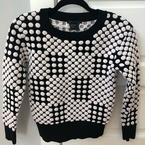 Armani exchange woman's long sleeve sweater